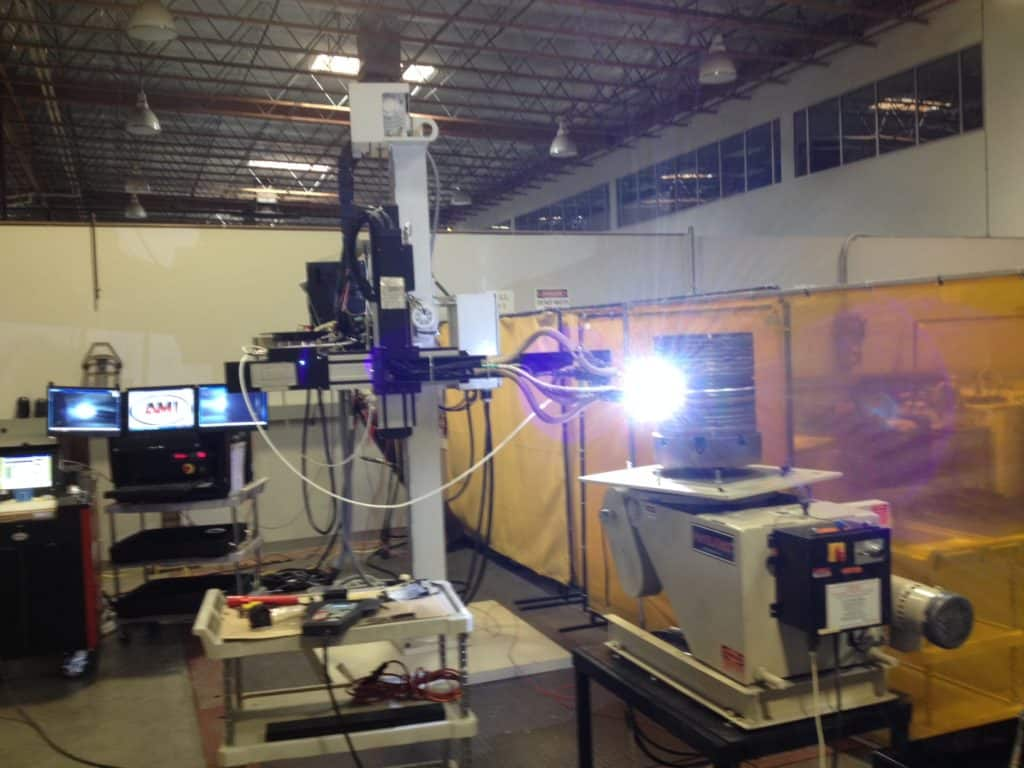 Welding productivity will depend on project specifications