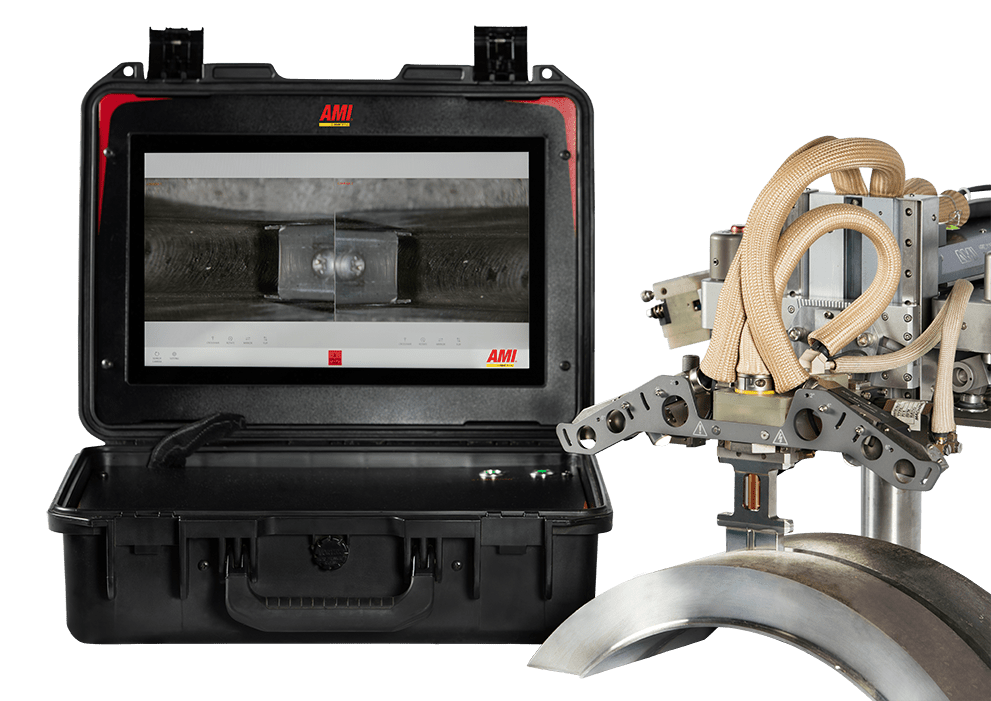 How to Record a Weld Puddle Using Weld Monitoring Equipment