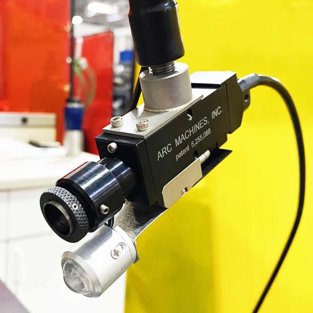 An arc welding monitoring system is an essential tool in any shop that has a significant volume of orbital welding projects.