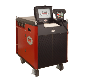 Welding power supply types provided control over all aspects of electrical current for welding.