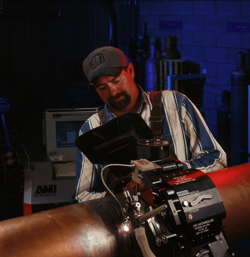 The TIG welding duty cycle matters most in large-scale TIG welding