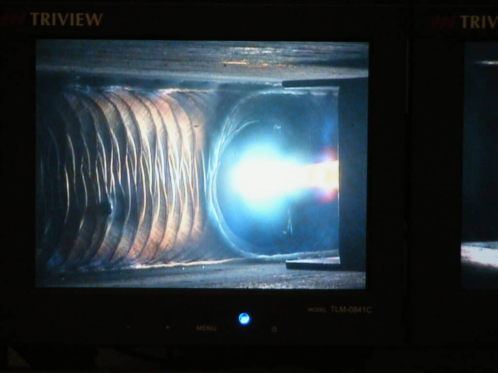 Remote vision systems open up new options in weld data analytics.