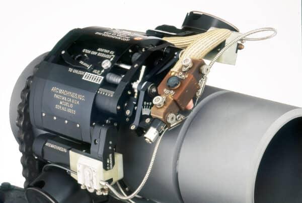 Remote service options are vital for orbital welding diagnostics and TIG weld head repair
