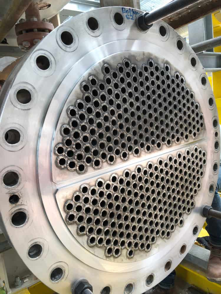 Heat Exchanger Welding for Power Generation and Other Industry