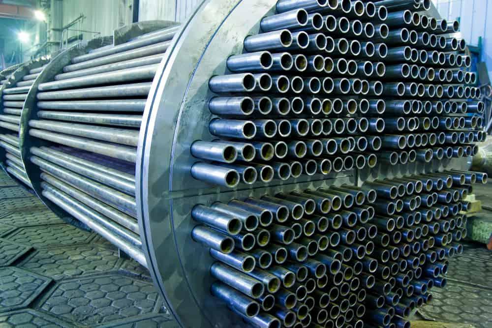 Heat exchanger tubing