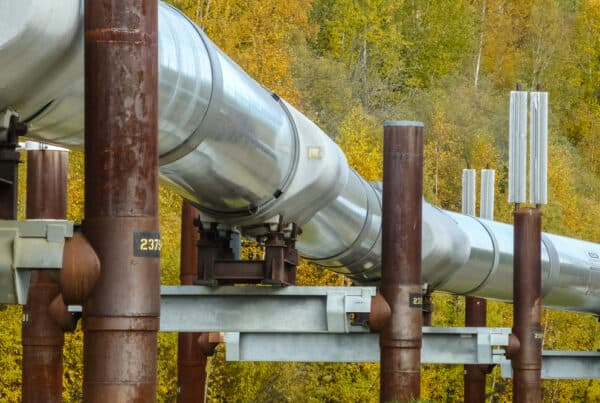 An example of exceptional pipeline welding productivity