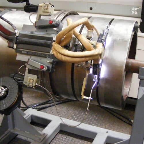 welding automation process