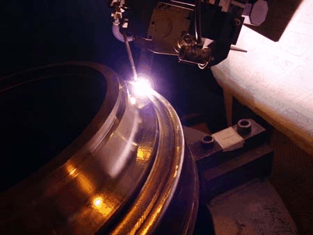 Example of Hot Wire GTAW