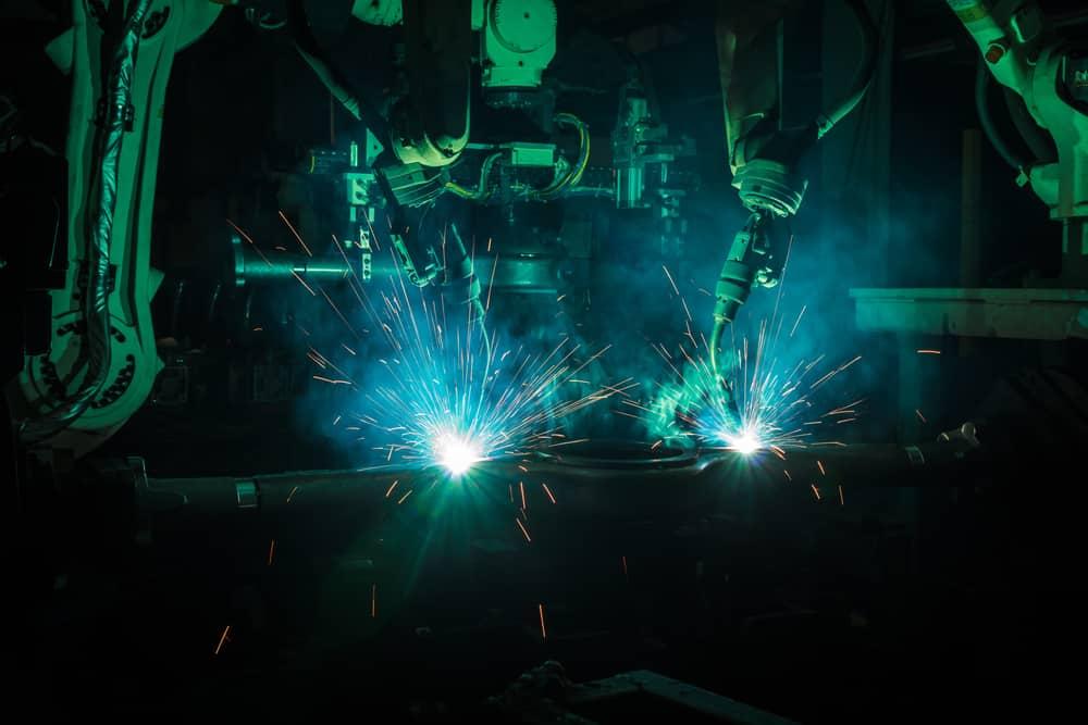 invar welding procedure